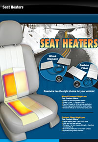 Seat Heaters for Winter Warmth