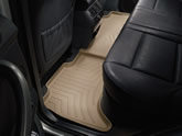 rear mat for BMW